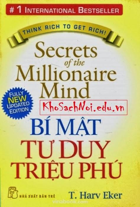 Ebook Bi M?t Tu Duy Tri?u Phu